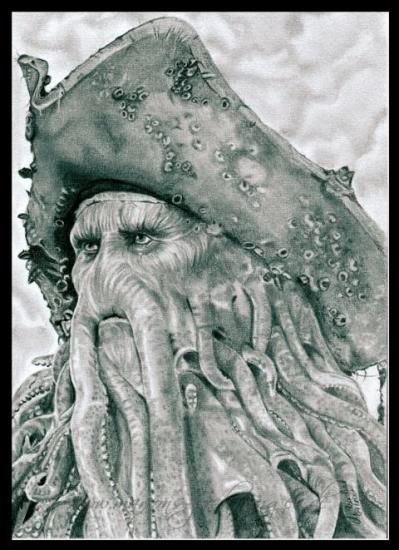 Bill Nighy by witchi
